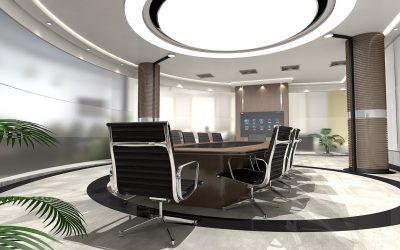 O zaletach foteli biurowych