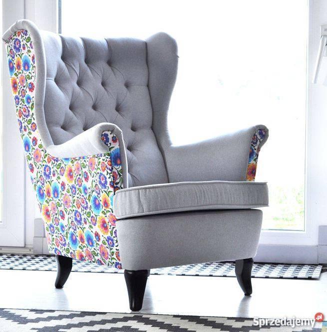 Futurystyczne krzesła i fotele biurowe